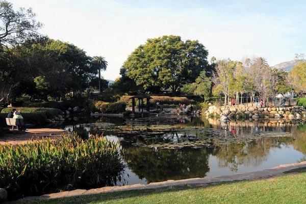 Alice Keck Memorial Gardens