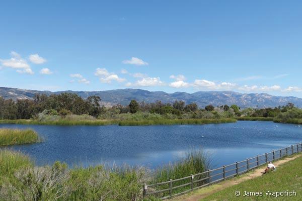 Lake Los Caneros