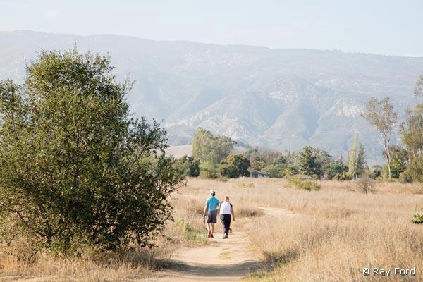 Lake Los Caneros Trail