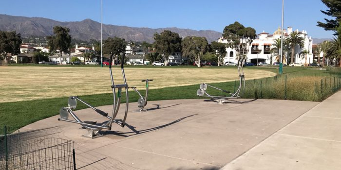 cabrillo park fitness walk