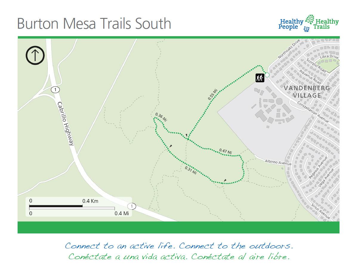 burton mesa south loop trail