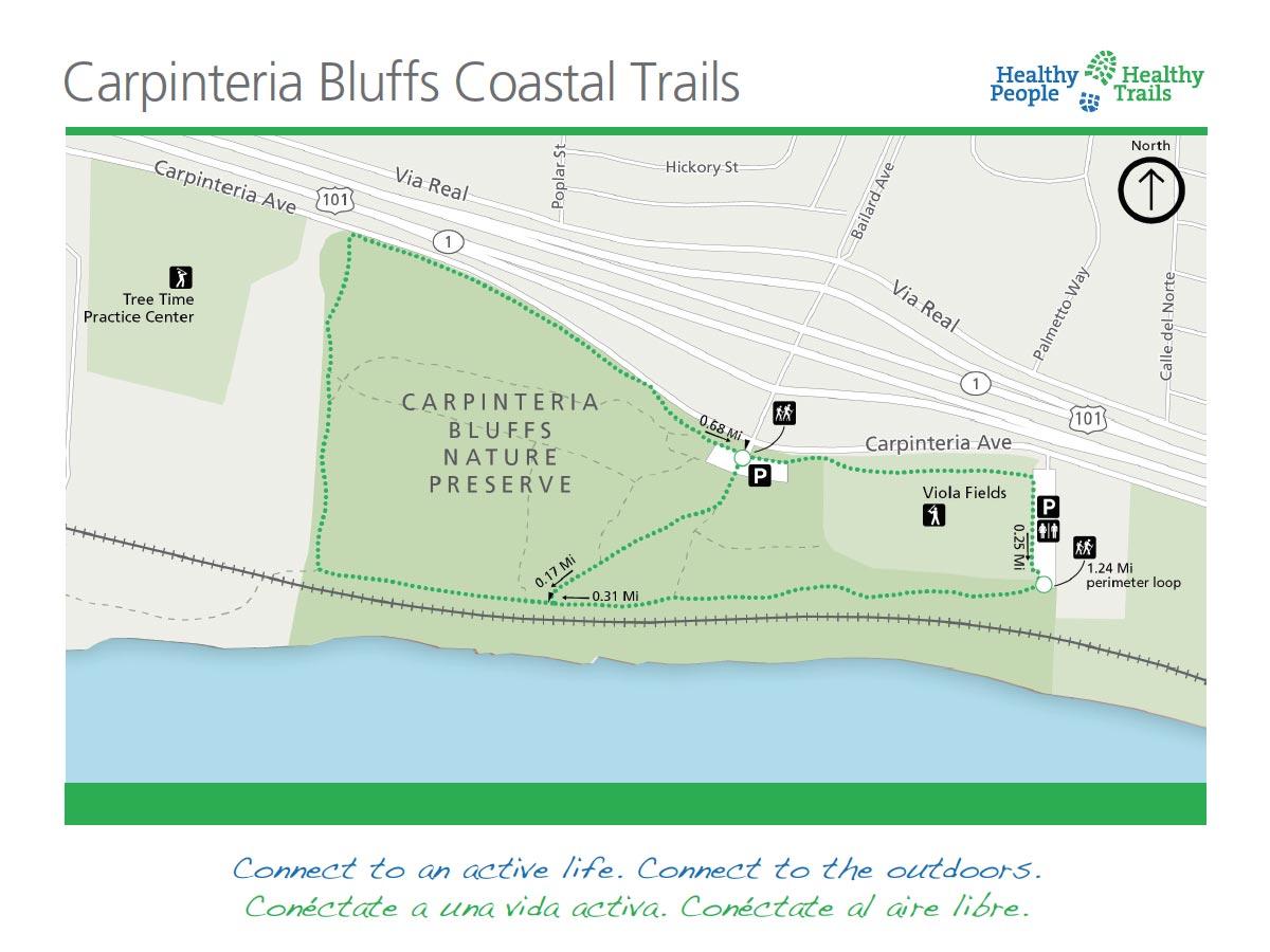 coastal view trails map