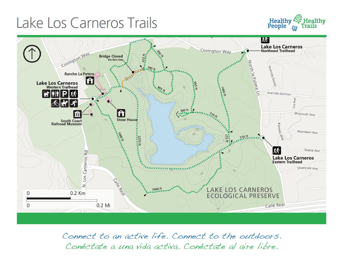 lake los carneros birdwatching