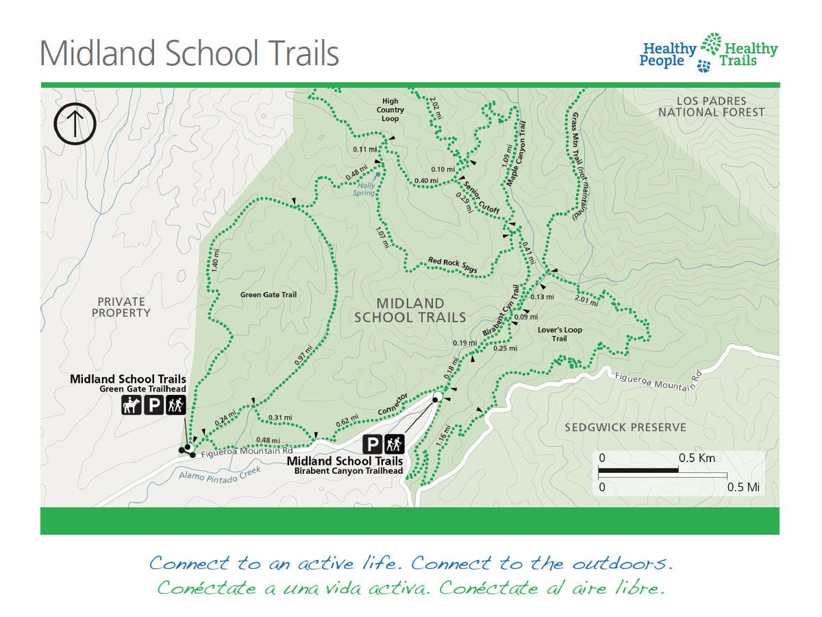 midland school trails